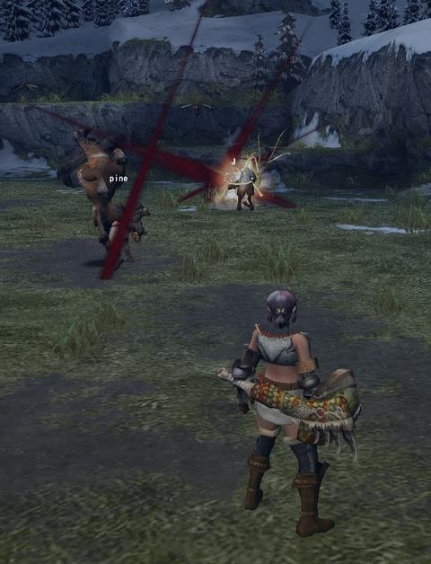 ガウシカ狩り