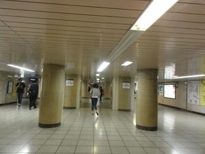 新宿駅地下街