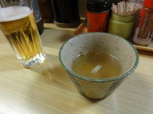 もつ政 鳥のスープ