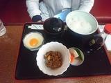 汀 納豆定食