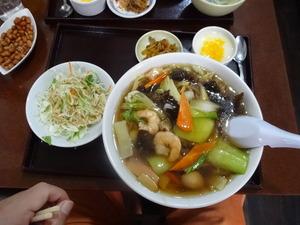 広東麺@晴晴飯店