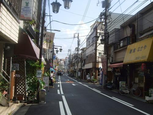 トキワ荘通り