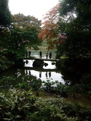 六義園・芦辺茶屋跡