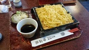 柚子蕎麦@やぶ茂