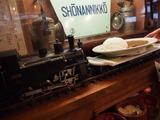 ナイアガラ鉄道。やってきました。