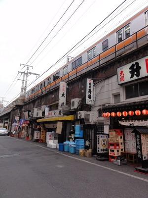 神田駅ガード下