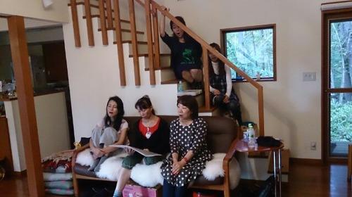 合宿階段メゾ