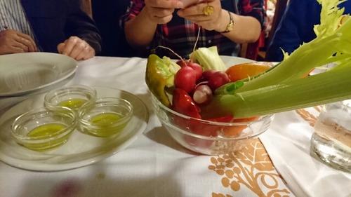 ラベンナレストラン野菜
