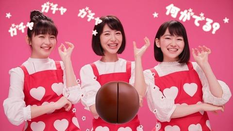 【女優】浜辺美波、キュートな高速ダンス!山田杏奈、久間田琳加と息ぴったり