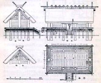 皇大神宮正殿