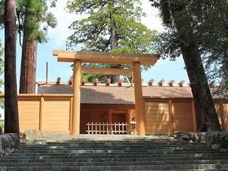 内宮 新社殿