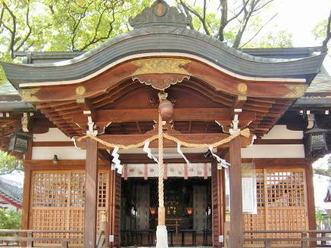 桑津天神社