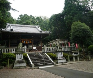 白山神社 3