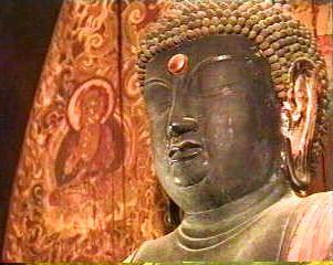 釈迦如来佛像