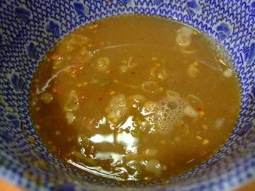 辛スープ割り