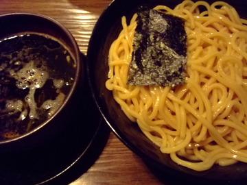 黒味噌つけ麺