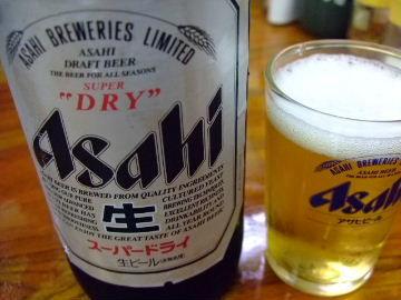 瓶ビール(大)