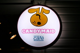 CANDY MAID 壁看板