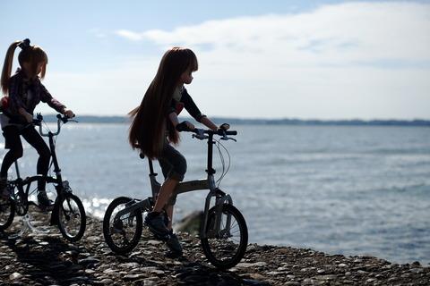 ドール&自転車オフ その2
