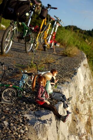 ドール&自転車オフ その4