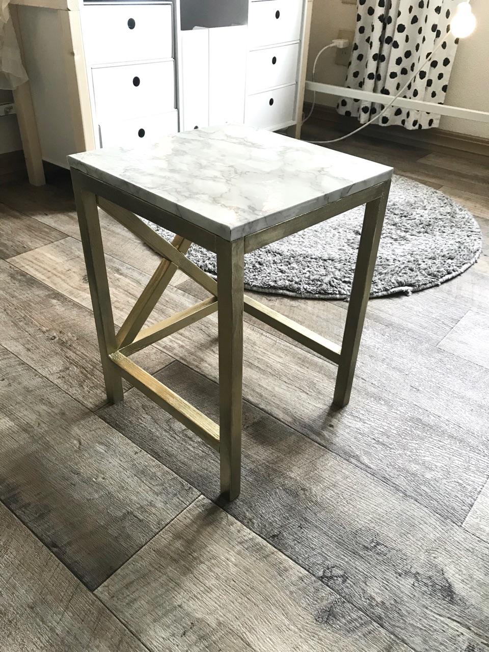 ダイソー サイド テーブル