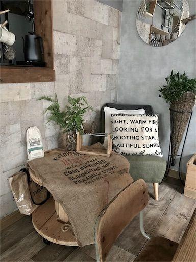 カフェ風インテリア インダストリアルインテリア 賃貸インテリア 賃貸DIY