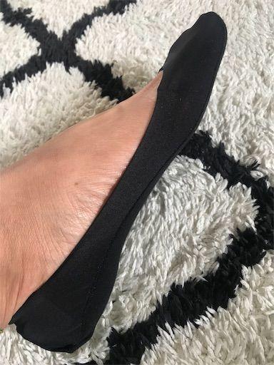 ココピタ 靴下 フットカバー 脱げない靴下