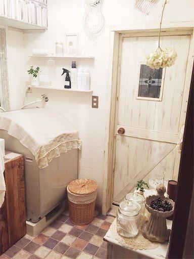 賃貸 洗面所 洗面所DIY 洗面台