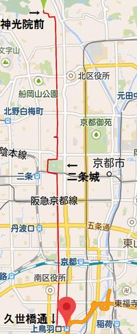 大宮通map