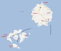 隠岐の島地図