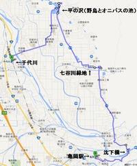 亀岡MAP