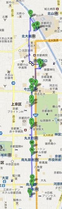 室町通り地図