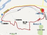 男山map