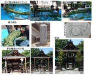 護王神社・茅の輪