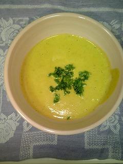 アボガドスープ