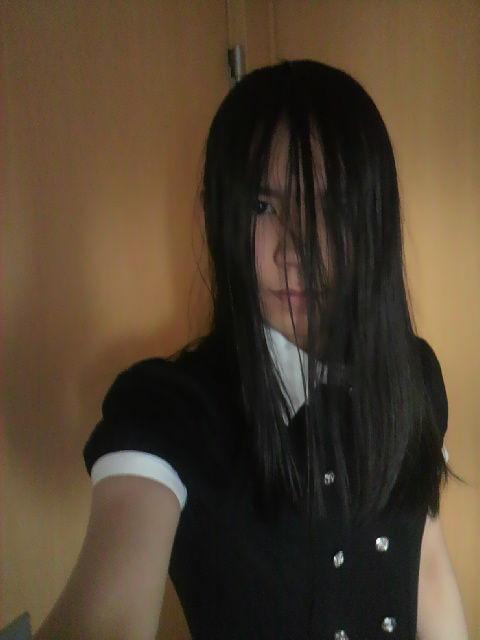 怖いけど可愛い女の子