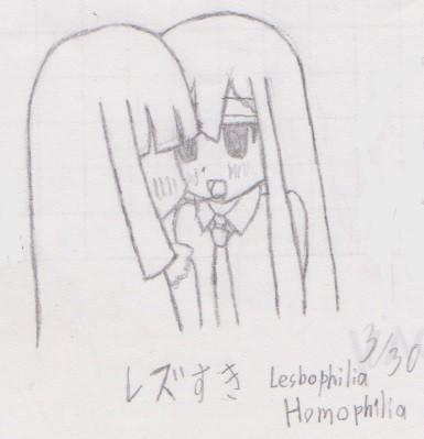 Lesbophile