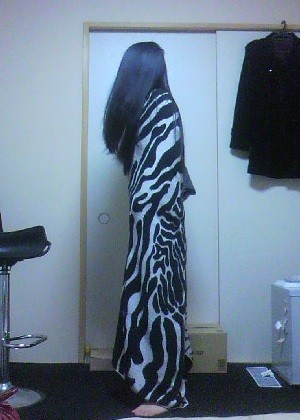 ホームレスファッション