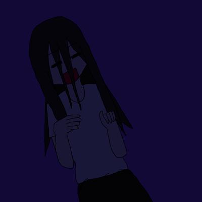 夜 女の子