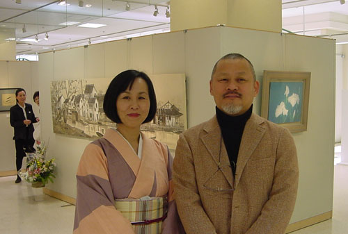 杉本洋日本画展 : 和美三昧blog