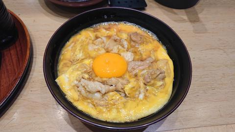 名古屋 鳥開 親子丼