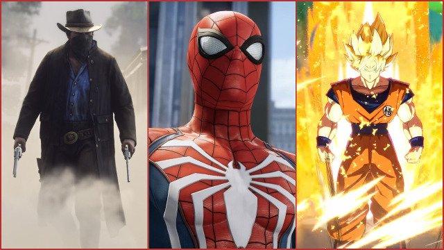 海外メディアが選ぶ「2018年最も欲しいゲーム」TOP10発表!和ゲータイトルが数多くランクイン!『モンハンワールド』の順位たけえええええ!
