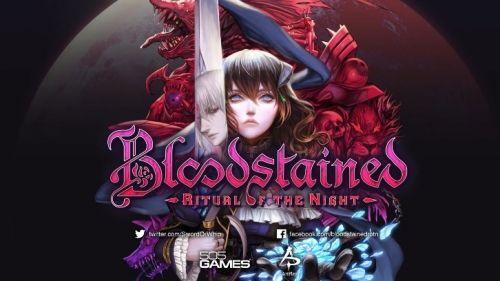 IGA新作『Blood Stained』日本版は予期せぬ問題により発売延期