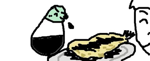 関西では天ぷらにソースかけるんだろ?
