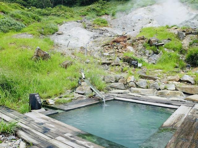 写真02:この野趣あふれる露天風呂は、ぜひ体験しておきたいー!