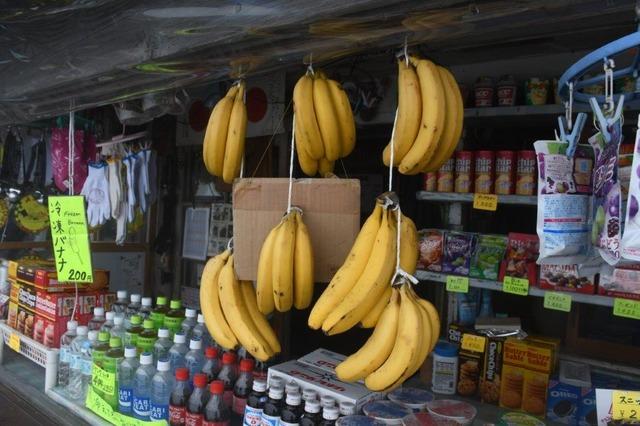 DSC_7618バナナで栄養補給。日の出館の売店