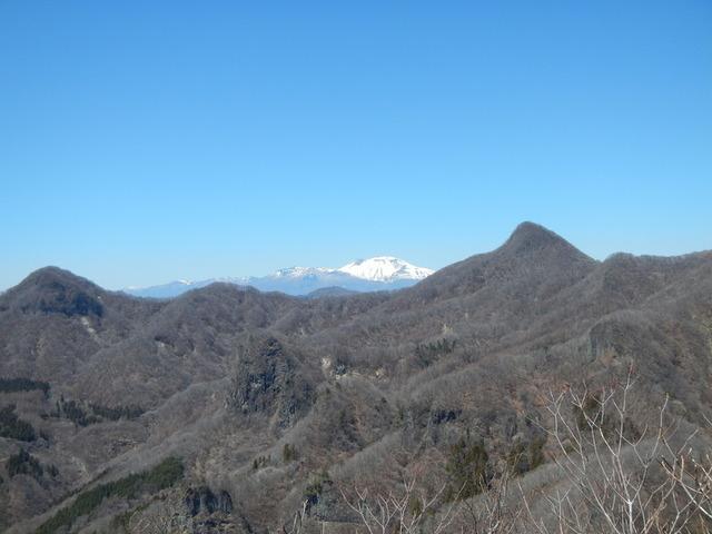 5浅間山と荒船山