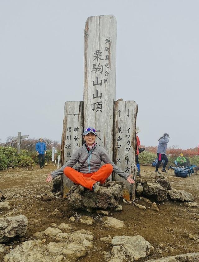 写真07_真っ白な山頂