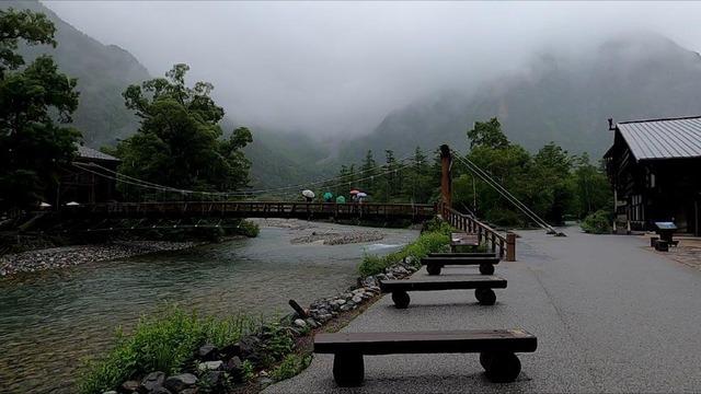 河童橋の写真
