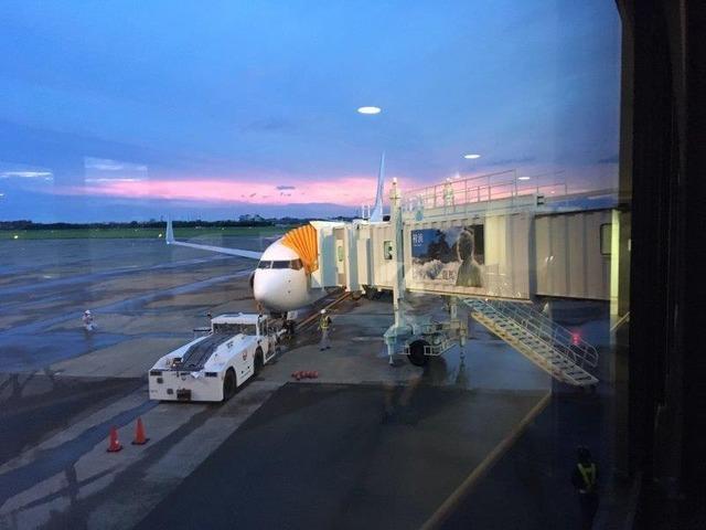 さようなら、高知龍馬空港!